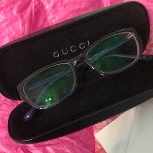 Gucci frames & case